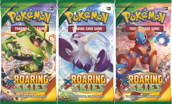 pokemon roaring skies