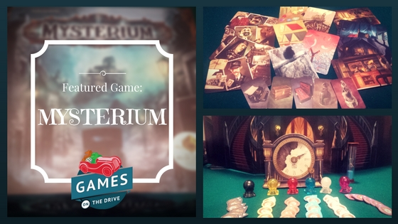 Featured Halloween Game: Mysterium